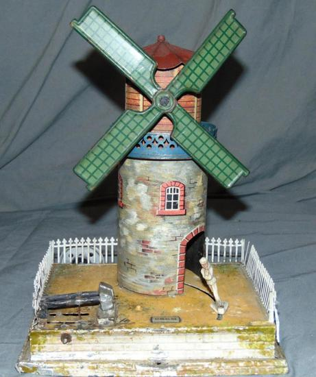 Nice Bing Animated Stamping Mill Steam Toy