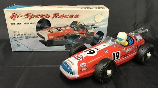 Hi Speed Racer Battery Operated in Box.