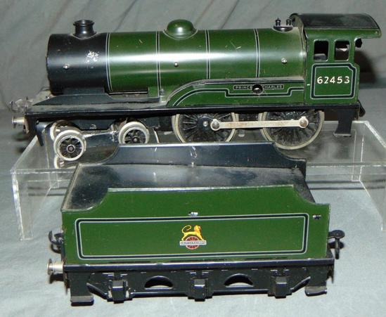 Bassett- Lowke Prince Charles Steam Locomotive