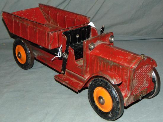 Early Keystone Dump Truck