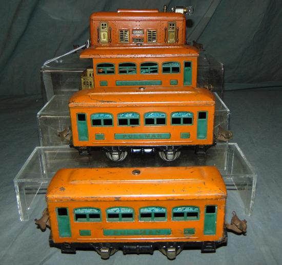 Lionel 248 Passenger Set