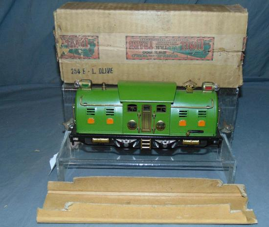 Nice Boxed Lionel 254 Electric Locomotive