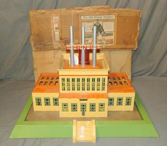 Boxed Original Lionel 840 Power Station