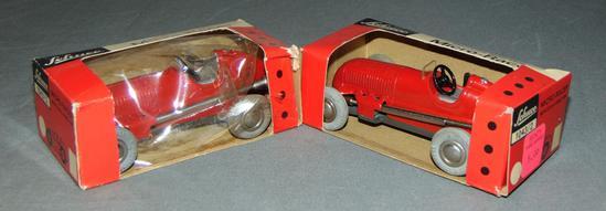 2 Boxed Schuco 1043/2 Micro-Racers