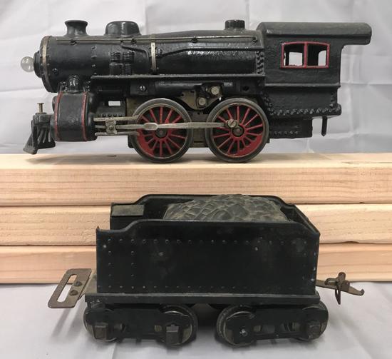 Repainted Ives 1132 Steam Locomotive