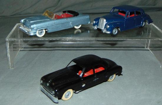 3 Clean Early Solido Vehicles