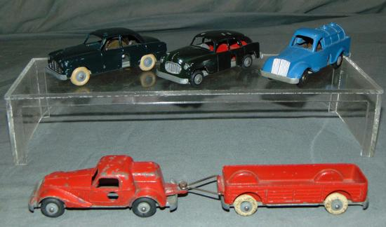 5 Early Solido Baby Vehicles