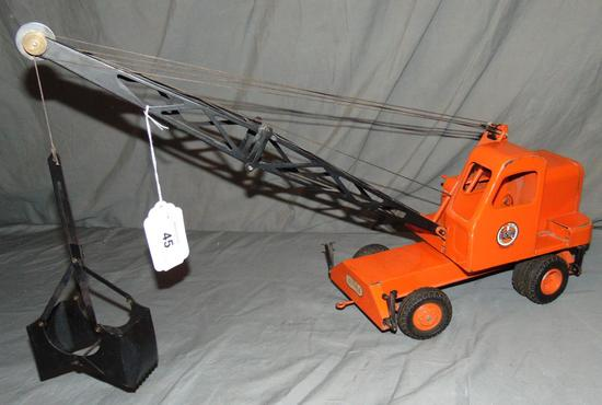 Clean Doepke Unit Crane