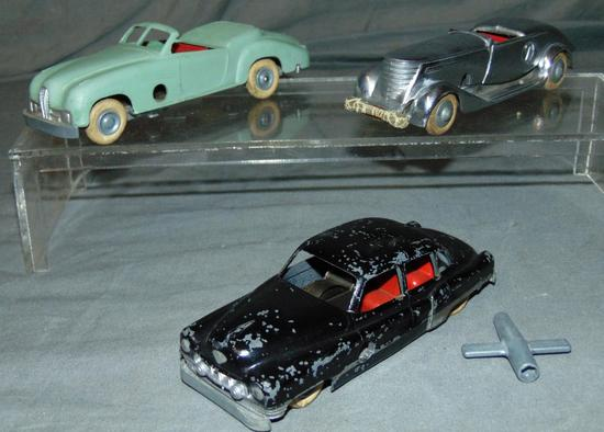 3 Early Solido Vehicles Wind-Ups