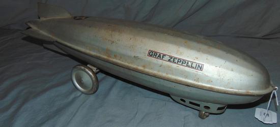 Steelcraft Graft Zeppelin Ride On