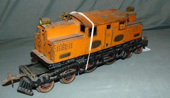 Ives ST GA 3243 Center Cab Electric Locomotive