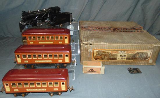 Scarce Boxed Lionel Set 1520E