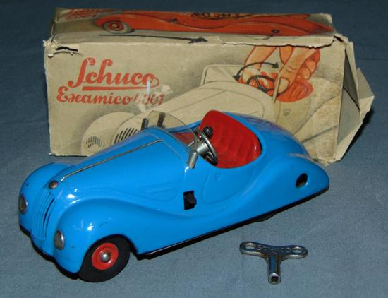 Boxed Schuco 4001 Examico Roadster