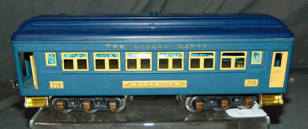 Fantastic Lionel 712 Pullman