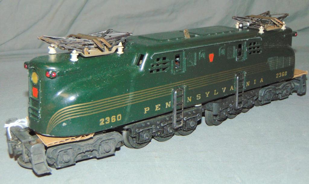 Super Lionel 2360 PRR GG1 Electric