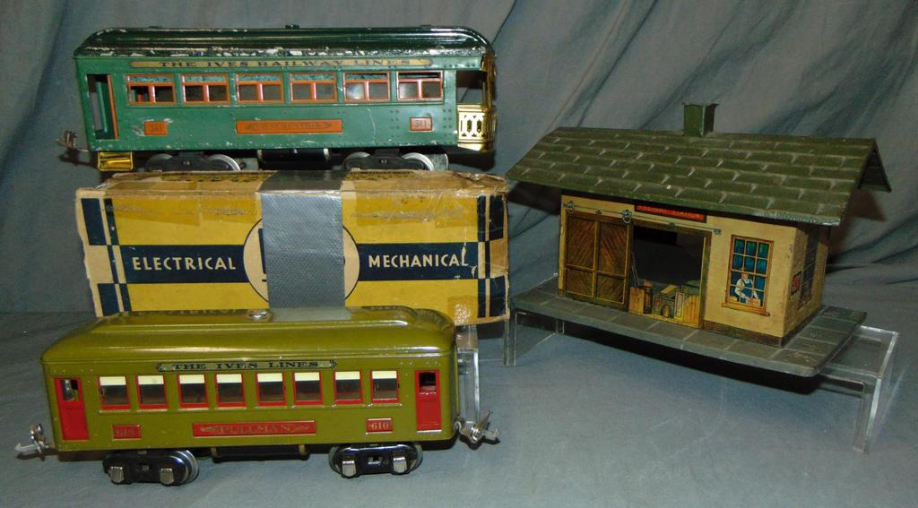 3Pc Lionel-Ives Lot