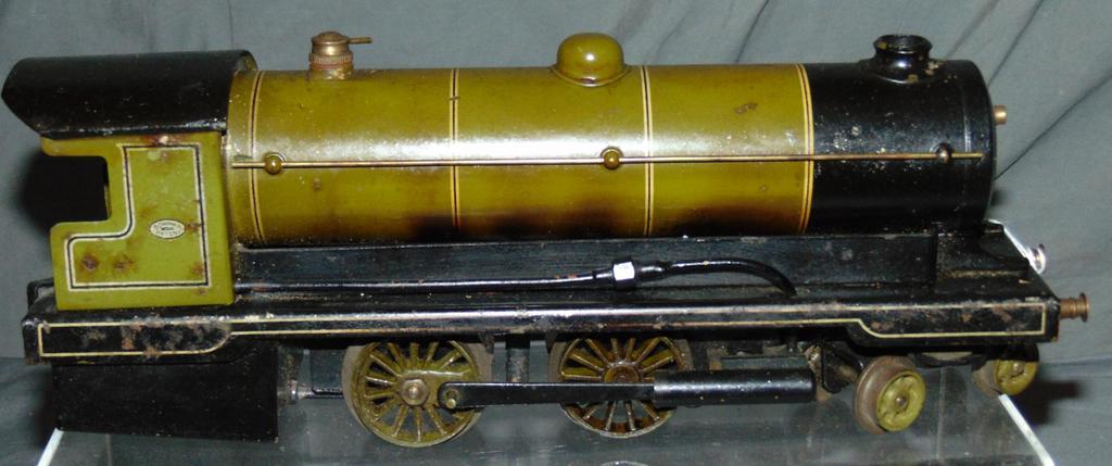 Bowmen Live Steam O Ga Locomotive