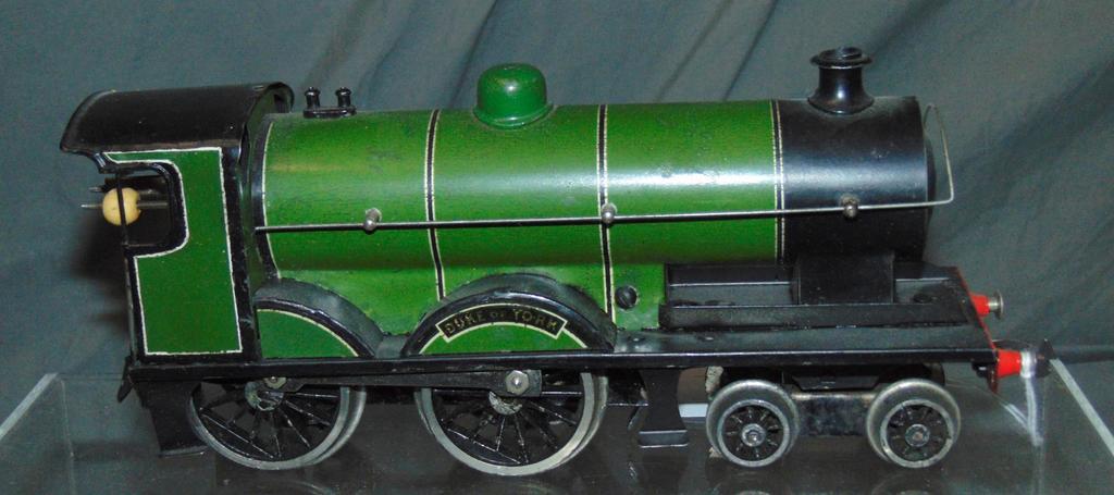 Bassett-Lowke Duke of York Locomotive