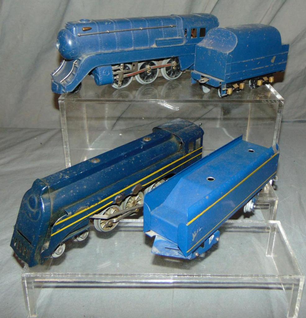 2 Sakai Steam Locomotives