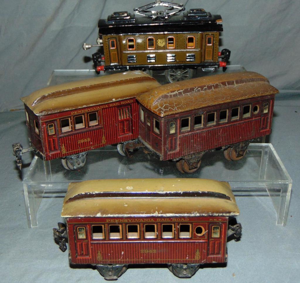 Marklin PRR Passenger Set
