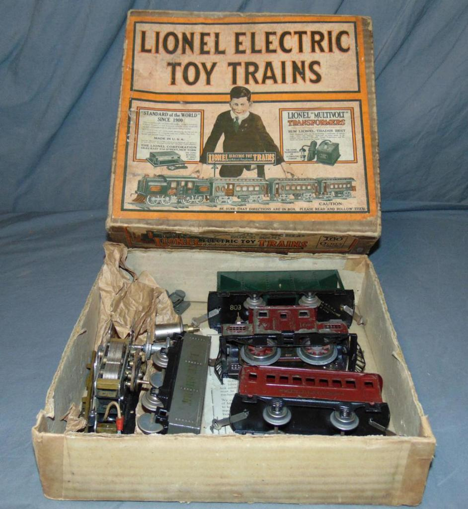 Early Lionel Group