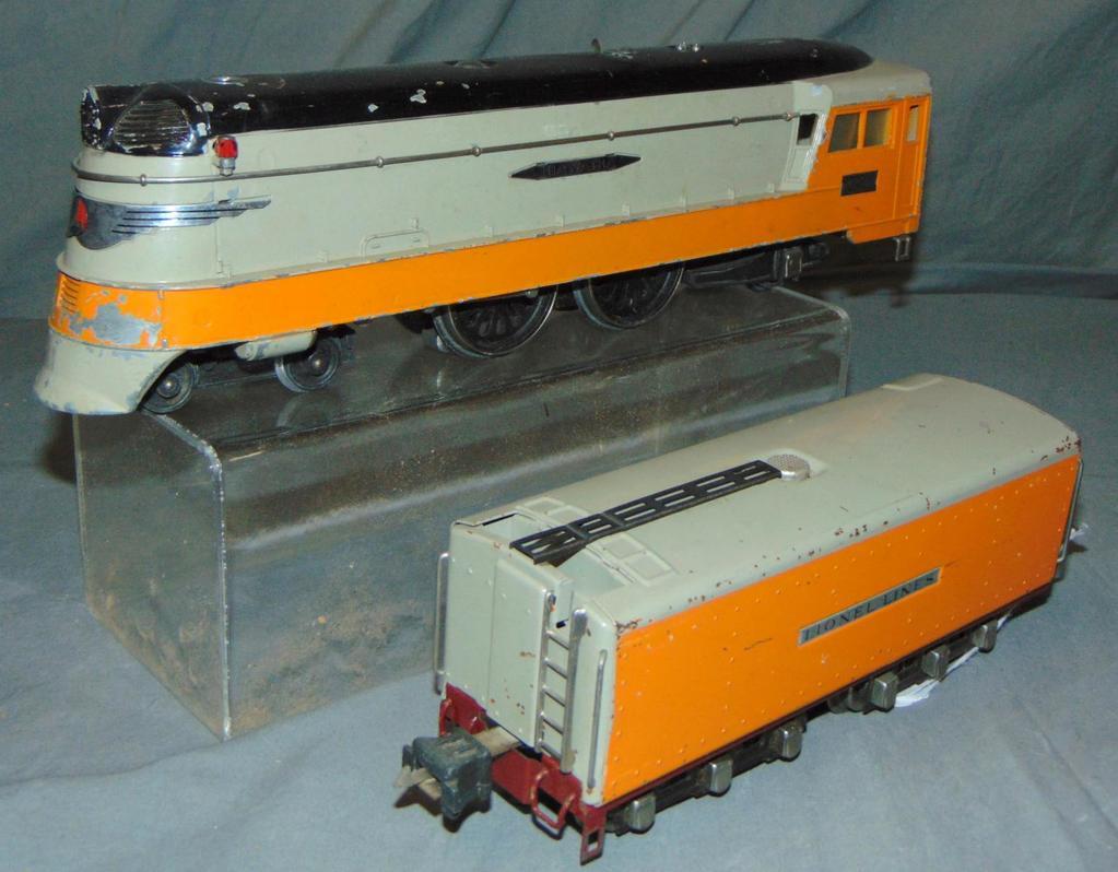 Lionel 250E Hiawatha Freight Locomotive