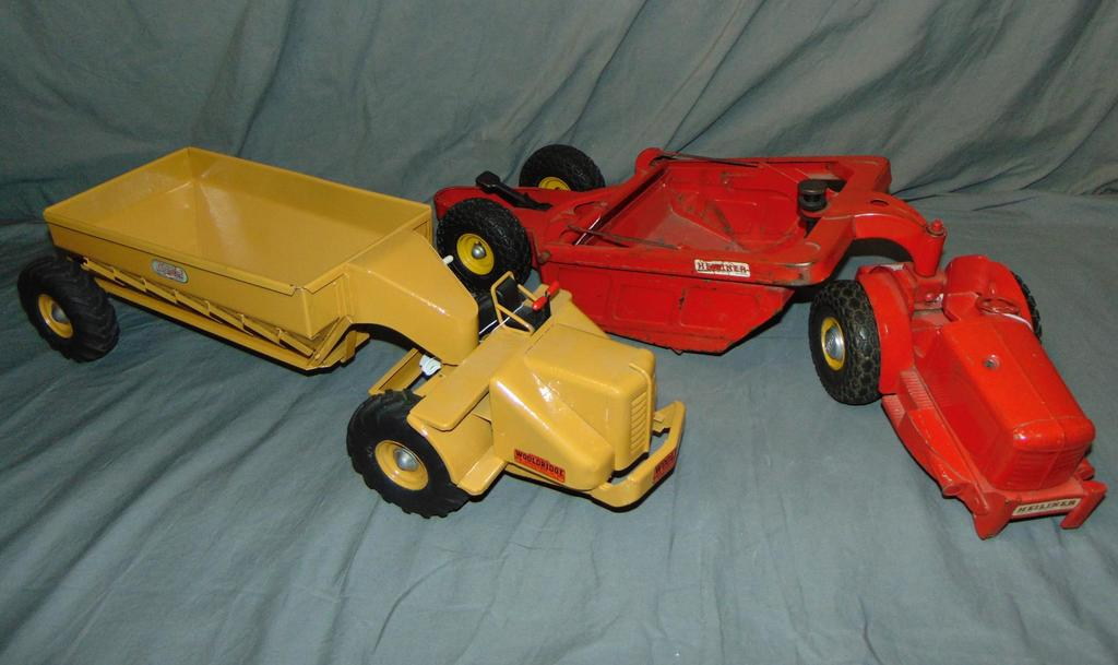2 Doepke Construction Vehicles