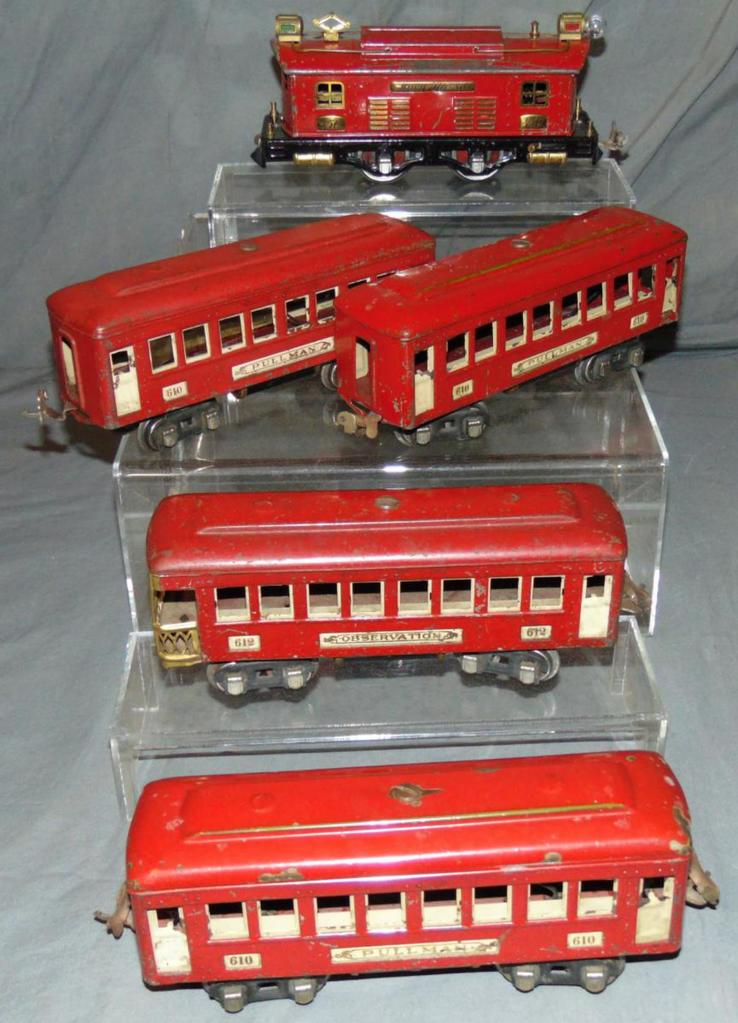 Lionel Macy Special Passenger Set