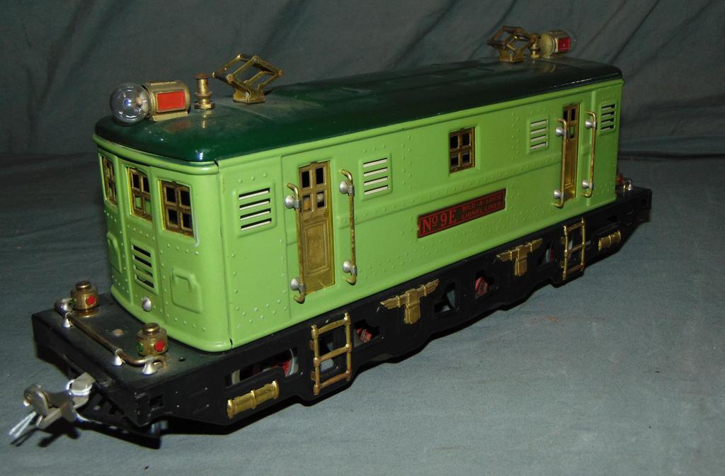 Williams Lionel ST GA 9E Locomotive
