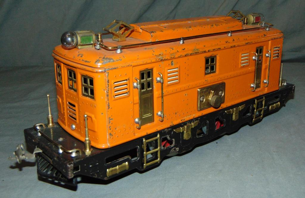 Scarce Lionel ST GA 9U Boxcab Electric