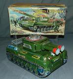 Battery Operated Battle Fighter Tank.