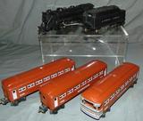Clean 1942 Lionel 229 Passenger Set(254)