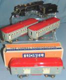 Lionel Passenger Train