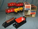 6 Late Boxed Lionel Freight Cars