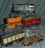 5Pc Ives 3253 Freight Set