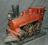 Clark Hill Climber Steam Locomotive