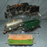 5Pc Lionel Steam Freight Set