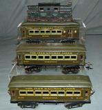 4Pc Ives 3253 Passenger Set