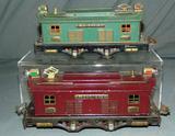 2 Lionel 253 Boxcab Electric Locos, 1 Scarce