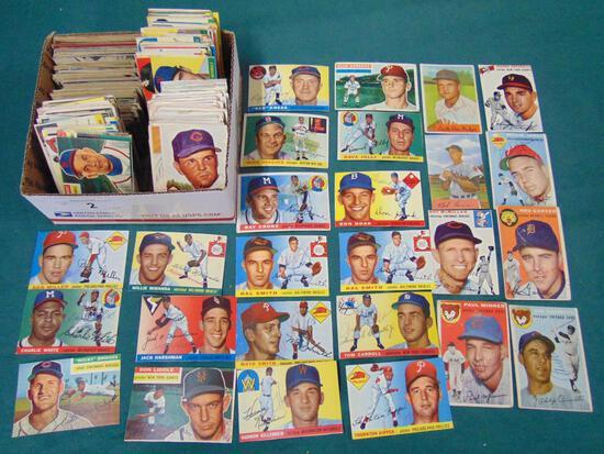 Signed Baseball Card Lot.