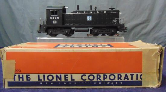 Scarce Boxed Lionel 6220 NW2 Diesel, GM