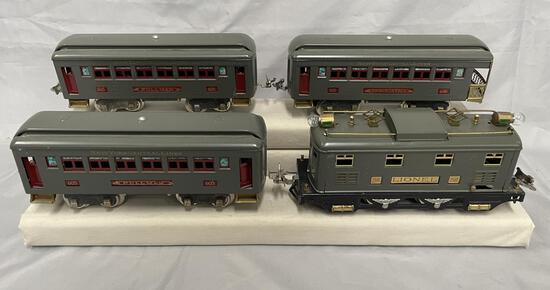 Restored Lionel 251E Set