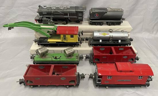 Restored Lionel 263E Freight Set