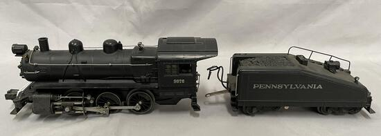 Lionel 227 Semi-Scale B6 Switcher