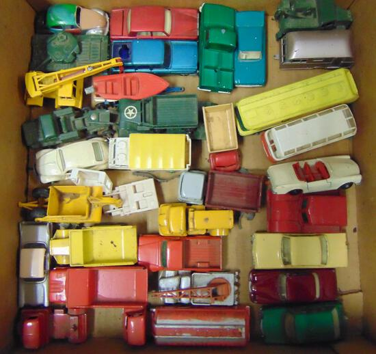 Mixed Matchbox Lot.
