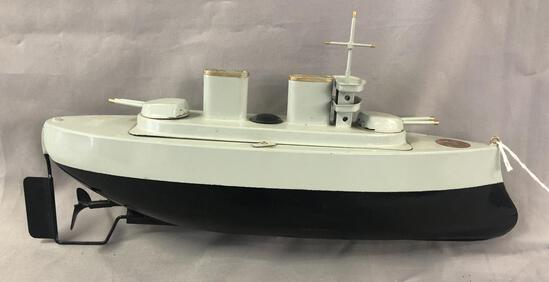 Nice Sutcliffe Valiant Battleship