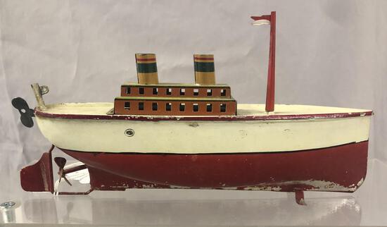 Nice Bing 2 Mast Toy Boat