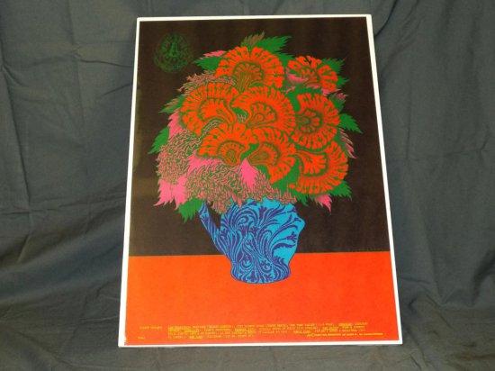 1967 Blue Cheer FD-86 Concert Poster
