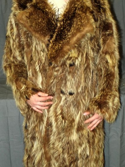 The Beatles George Harrison's Fur Coat