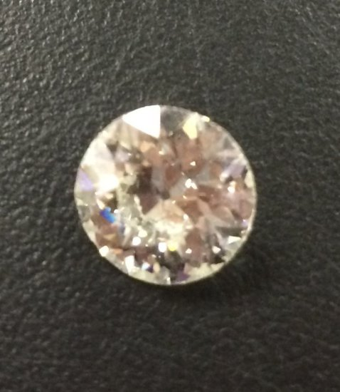 Unmounted 3.62CT Circular Diamond